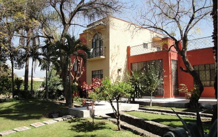 Foto de casa en venta en diego ordaz , san josé, jiutepec, morelos, 802663 No. 01