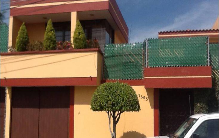 Foto de casa en condominio en venta en, san josé mayorazgo, puebla, puebla, 1283795 no 01