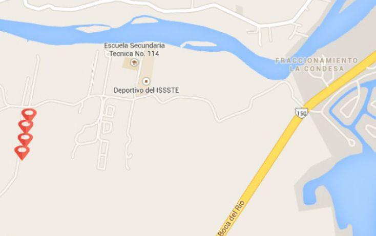 Foto de terreno habitacional en venta en, san josé novillero, boca del río, veracruz, 1453549 no 02