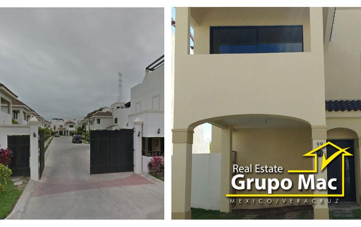 Foto de casa en venta en  , san josé novillero, boca del río, veracruz de ignacio de la llave, 1407689 No. 01