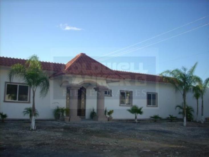 Foto de rancho en venta en  , santa isabel, cadereyta jiménez, nuevo león, 219146 No. 01