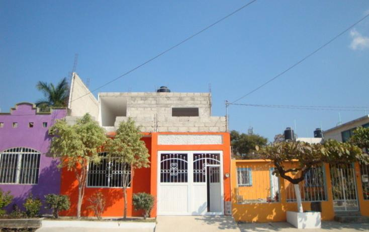 Foto de casa en venta en  , san josé terán, tuxtla gutiérrez, chiapas, 768279 No. 01