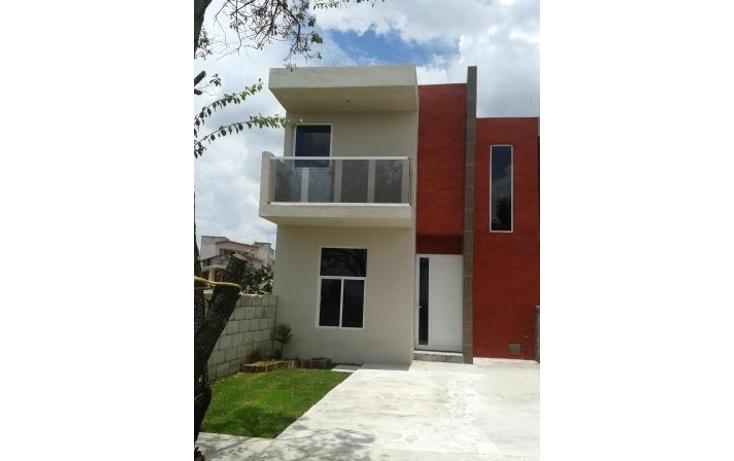 Foto de casa en venta en  , san josé tetel, yauhquemehcan, tlaxcala, 947133 No. 01