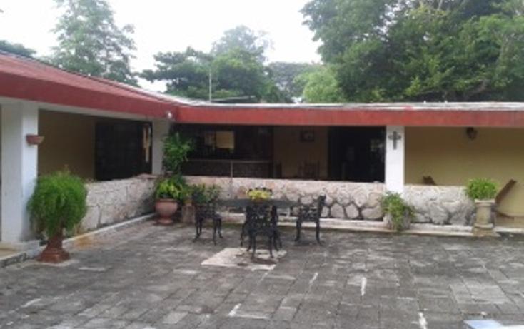 Foto de rancho en venta en  , san jose tzal, m?rida, yucat?n, 1073477 No. 01