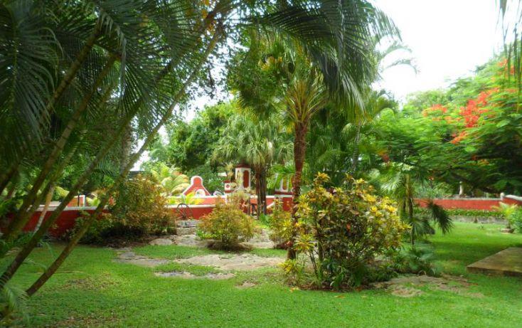 Foto de rancho en venta en, san jose tzal, mérida, yucatán, 1371685 no 10