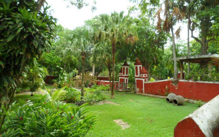 Foto de rancho en venta en, san jose tzal, mérida, yucatán, 1371685 no 20