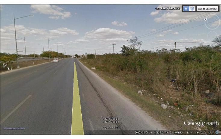 Foto de terreno comercial en renta en  , san jose tzal, mérida, yucatán, 1435219 No. 05