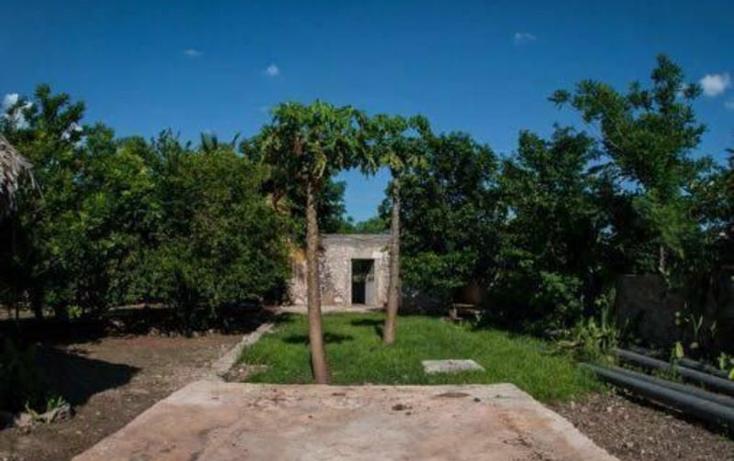Foto de terreno habitacional en venta en  , san jose tzal, m?rida, yucat?n, 1722526 No. 05