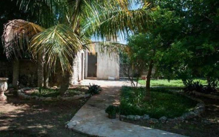 Foto de terreno habitacional en venta en  , san jose tzal, m?rida, yucat?n, 1722526 No. 07