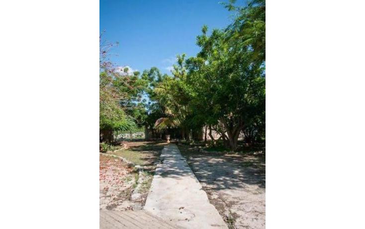 Foto de terreno habitacional en venta en  , san jose tzal, m?rida, yucat?n, 1722526 No. 08