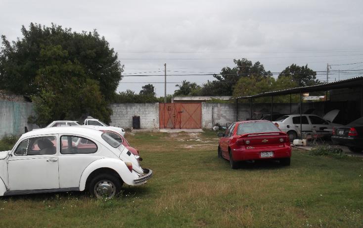 Foto de terreno habitacional en venta en  , san jose vergel, mérida, yucatán, 1645516 No. 02