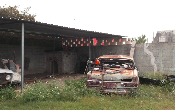 Foto de terreno habitacional en venta en  , san jose vergel, mérida, yucatán, 1645516 No. 03