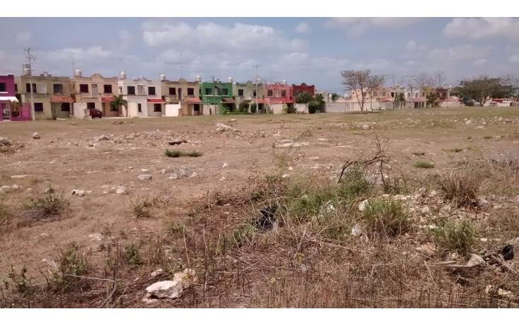 Foto de terreno habitacional en venta en  , san jose vergel, m?rida, yucat?n, 1941703 No. 08
