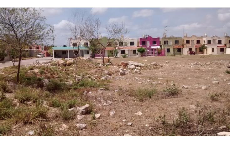 Foto de terreno habitacional en venta en  , san jose vergel, m?rida, yucat?n, 1941703 No. 09