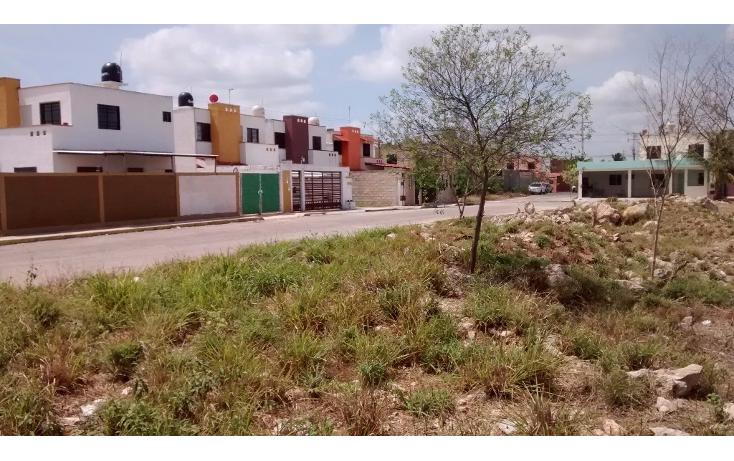 Foto de terreno habitacional en venta en  , san jose vergel, m?rida, yucat?n, 1941703 No. 10