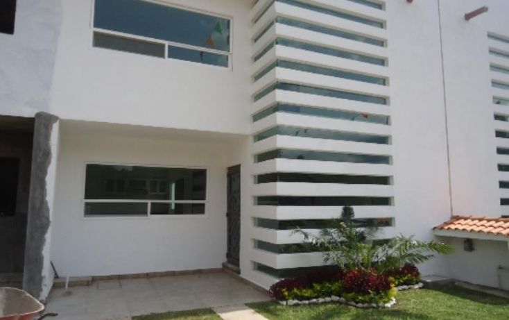 Foto de casa en venta en san juan 20, oaxtepec centro, yautepec, morelos, 585868 no 01