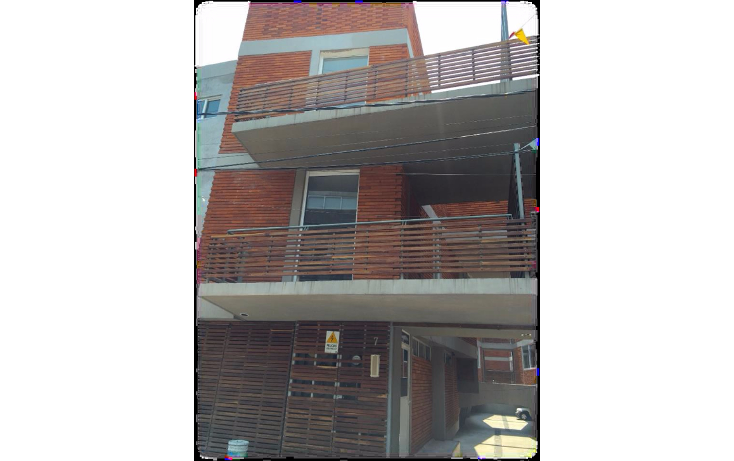 Foto de departamento en venta en  , san juan, benito juárez, distrito federal, 2035210 No. 01