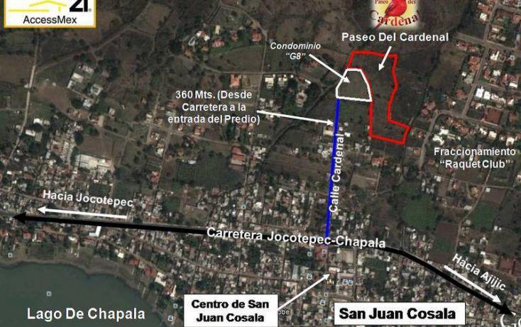 Foto de terreno habitacional en venta en, san juan cosala, jocotepec, jalisco, 1862712 no 05