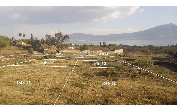 Foto de terreno habitacional en venta en  , san juan cosala, jocotepec, jalisco, 1862724 No. 12