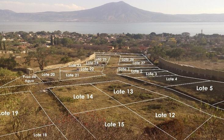 Foto de terreno habitacional en venta en  , san juan cosala, jocotepec, jalisco, 1862726 No. 01