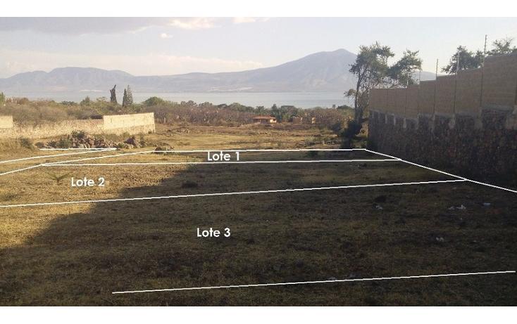 Foto de terreno habitacional en venta en  , san juan cosala, jocotepec, jalisco, 1862726 No. 03