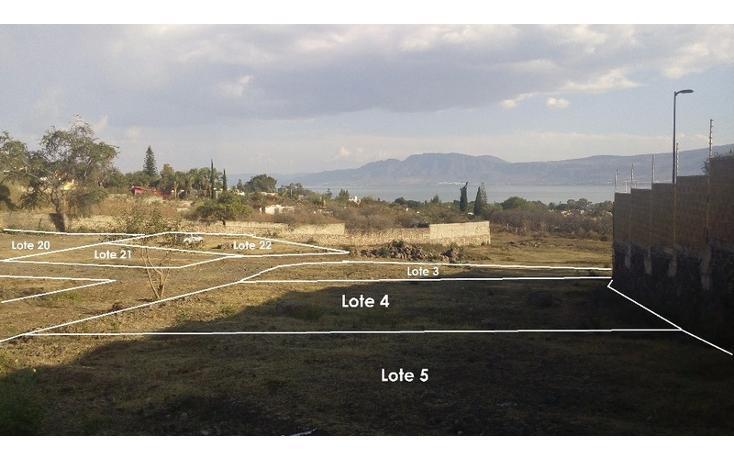 Foto de terreno habitacional en venta en  , san juan cosala, jocotepec, jalisco, 1862728 No. 02