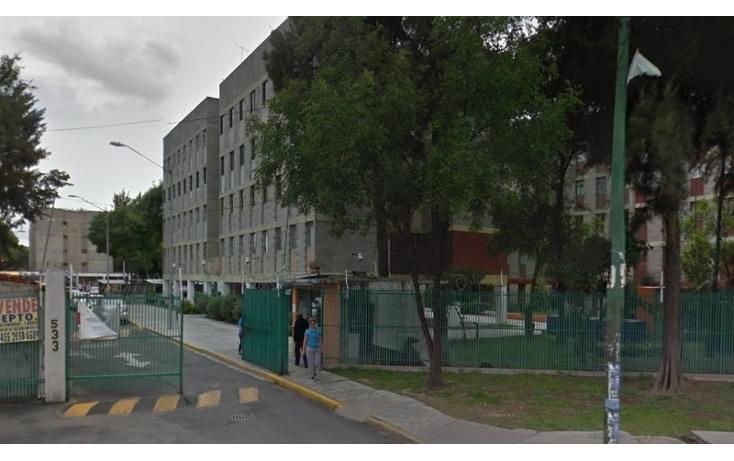 Foto de departamento en venta en  , san juan de aragón i sección, gustavo a. madero, distrito federal, 1514602 No. 01