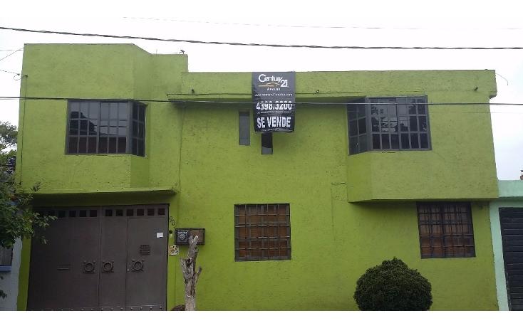 Foto de casa en venta en  , san juan de arag?n i secci?n, gustavo a. madero, distrito federal, 2044797 No. 01