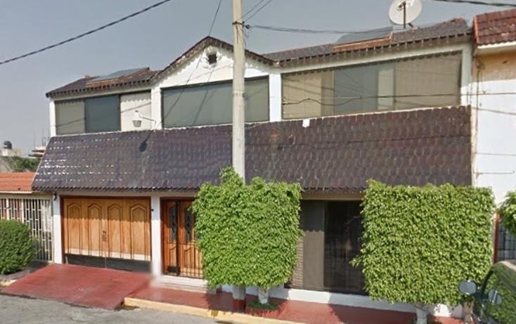 Foto de casa en venta en  , san juan de aragón ii sección, gustavo a. madero, distrito federal, 1971960 No. 01