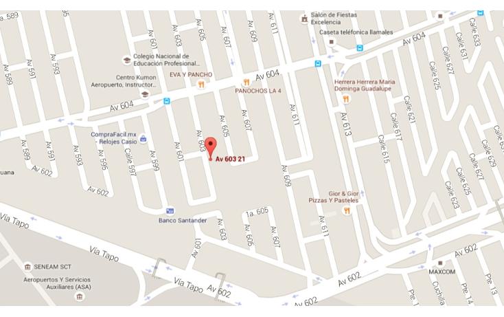 Foto de casa en venta en  , san juan de arag?n iii secci?n, gustavo a. madero, distrito federal, 1123283 No. 03
