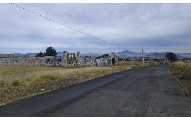 Foto de terreno comercial en venta en  , san juan de las huertas, zinacantepec, méxico, 1614390 No. 13