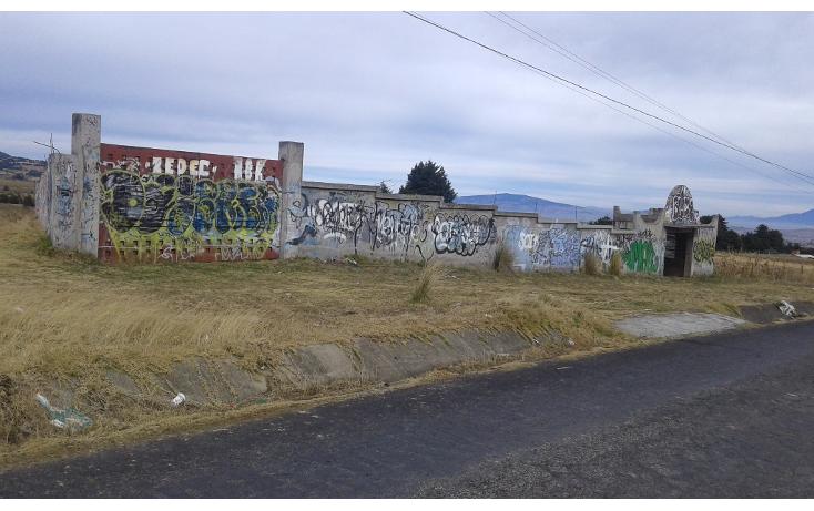 Foto de terreno comercial en venta en  , san juan de las huertas, zinacantepec, méxico, 1614390 No. 14