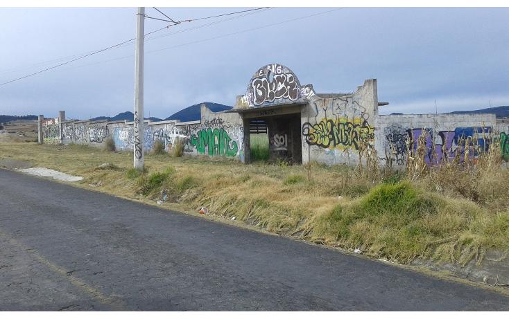Foto de terreno comercial en venta en  , san juan de las huertas, zinacantepec, méxico, 1614390 No. 16