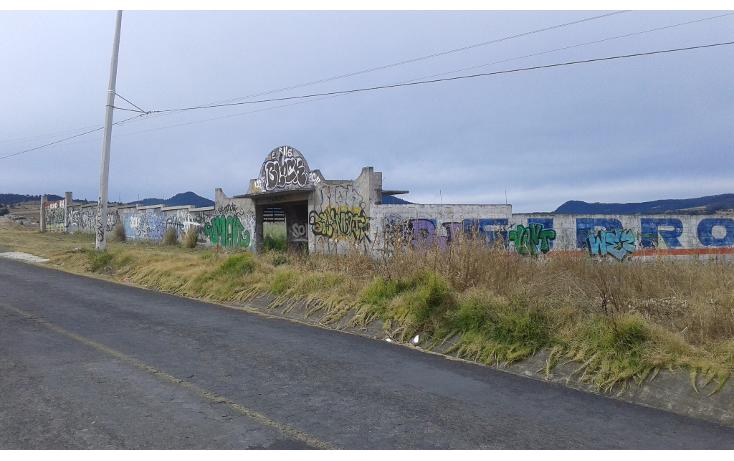 Foto de terreno comercial en venta en  , san juan de las huertas, zinacantepec, méxico, 1614390 No. 17