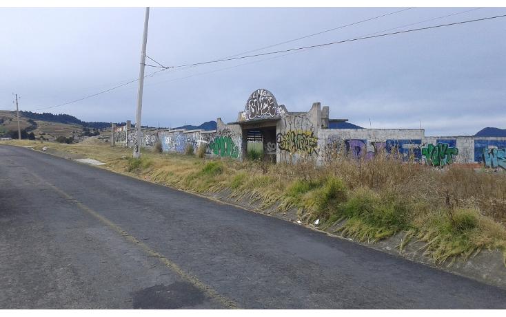 Foto de terreno comercial en venta en  , san juan de las huertas, zinacantepec, m?xico, 1614390 No. 18