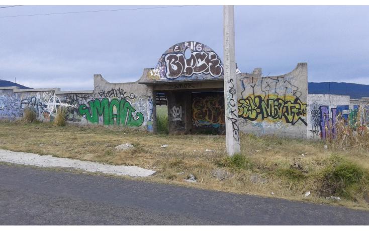 Foto de terreno comercial en venta en  , san juan de las huertas, zinacantepec, méxico, 1614390 No. 20