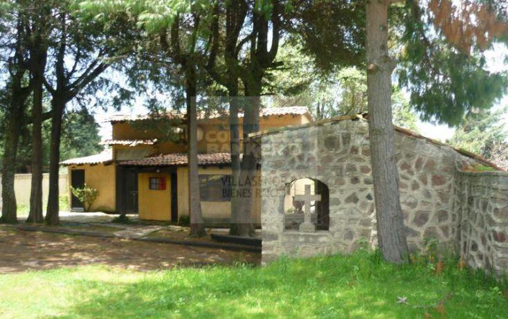 Foto de rancho en venta en san juan de las huertasabedules benito jurez, san juan de las huertas, zinacantepec, estado de méxico, 1364557 no 02
