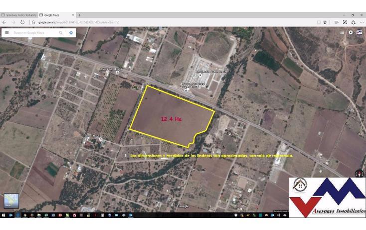 Foto de terreno comercial en venta en  , san juan de otates, león, guanajuato, 1731656 No. 01