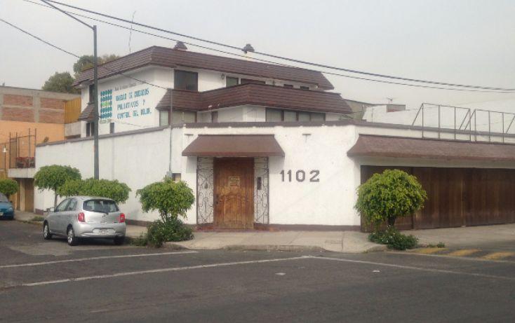 Foto de edificio en venta en san juan de puerto rico, residencial zacatenco, gustavo a madero, df, 1521837 no 01