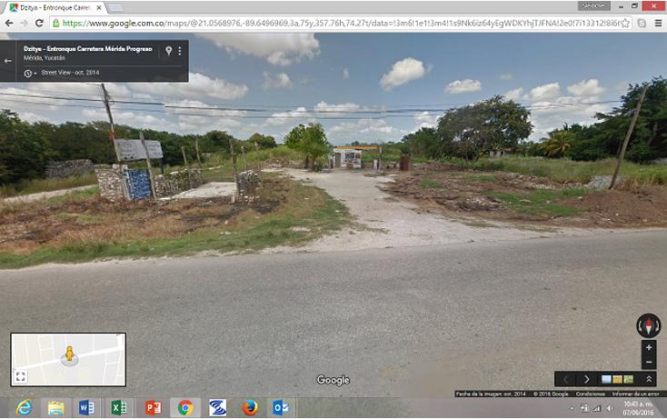 Foto de terreno comercial en renta en  , san juan grande, m?rida, yucat?n, 1171485 No. 03