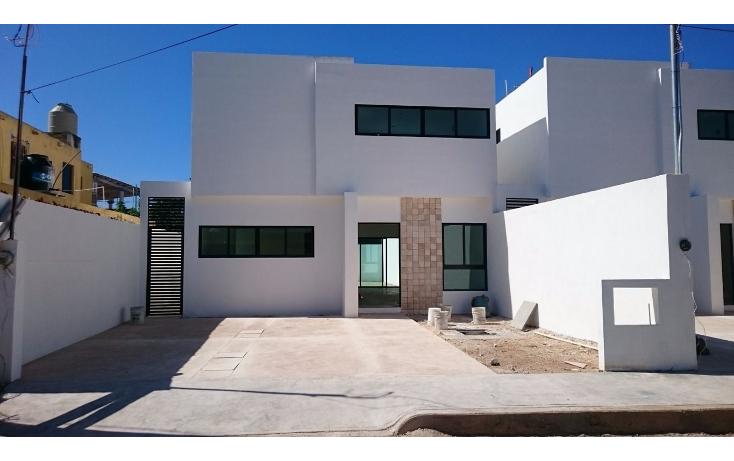 Foto de casa en venta en  , san juan grande, mérida, yucatán, 1695024 No. 01