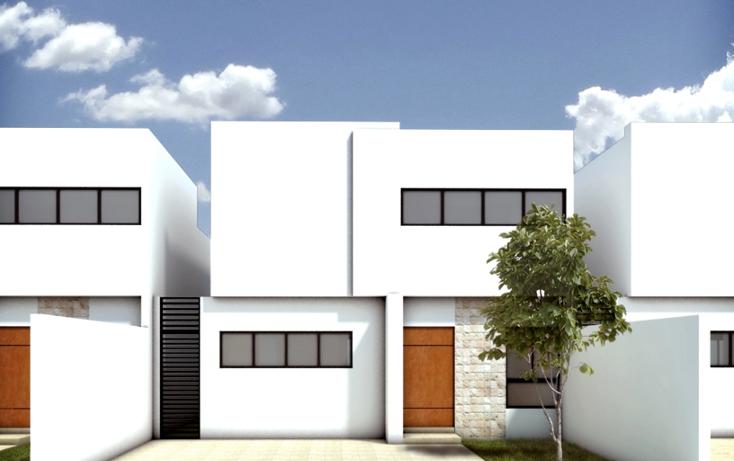Foto de casa en venta en  , san juan grande, mérida, yucatán, 1695024 No. 02