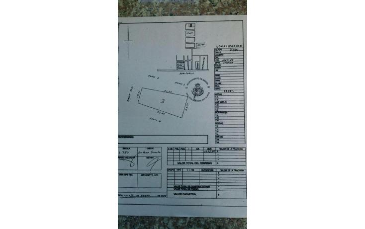 Foto de terreno habitacional en venta en  , san juan grande, mérida, yucatán, 1804500 No. 01