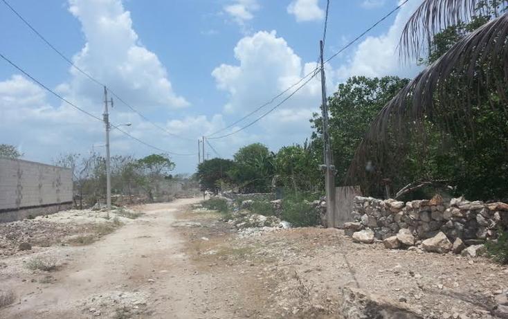 Foto de terreno habitacional en venta en  , san juan grande, mérida, yucatán, 1804500 No. 02