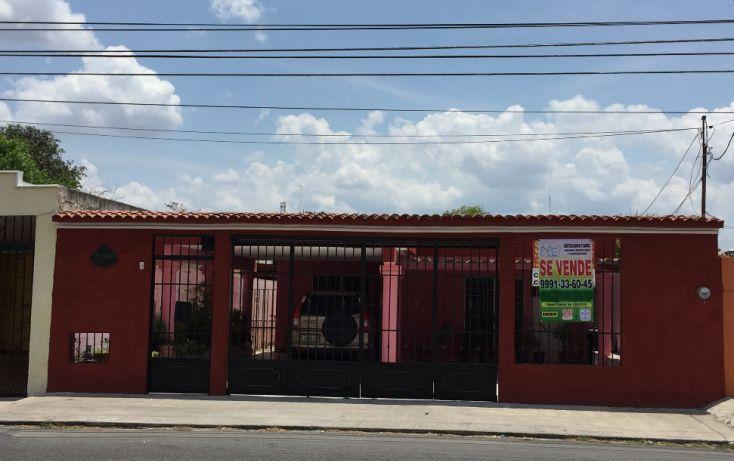 Foto de casa en venta en, san juan grande, mérida, yucatán, 1807932 no 01