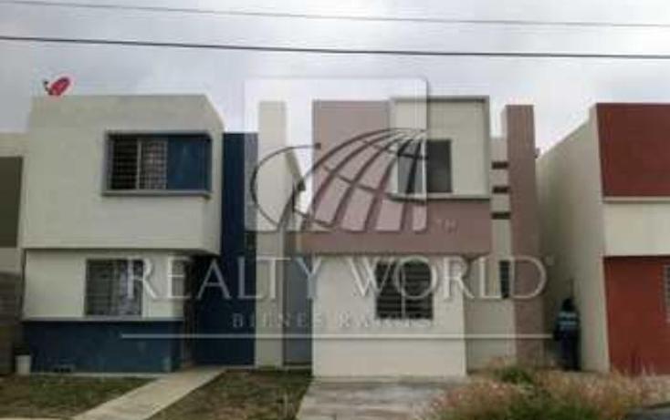 Foto de casa en venta en  , san juan, juárez, nuevo león, 394420 No. 01