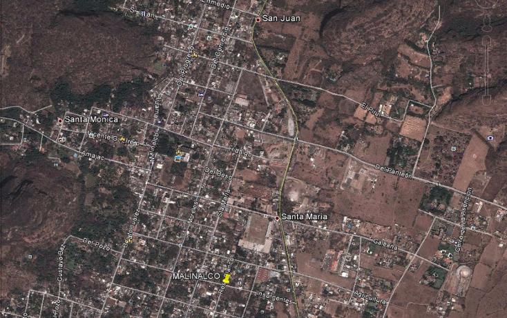 Foto de terreno habitacional en venta en  , san juan, malinalco, méxico, 2011478 No. 01