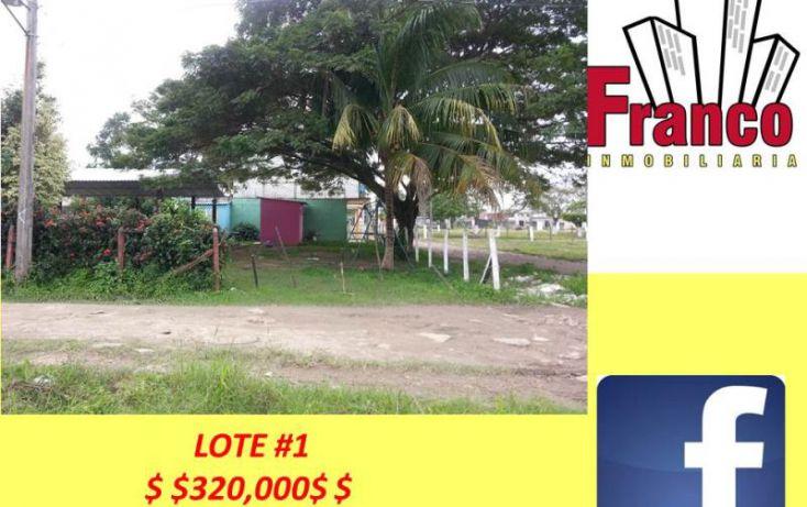 Foto de terreno habitacional en venta en san juan, morelos, comalcalco, tabasco, 1319159 no 03