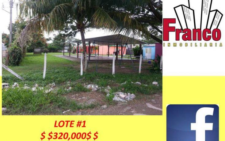 Foto de terreno habitacional en venta en san juan, morelos, comalcalco, tabasco, 1319159 no 04