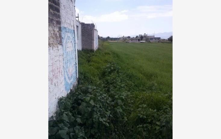 Foto de terreno habitacional en venta en san juan nonumber, coatepec, ixtapaluca, m?xico, 1720786 No. 02